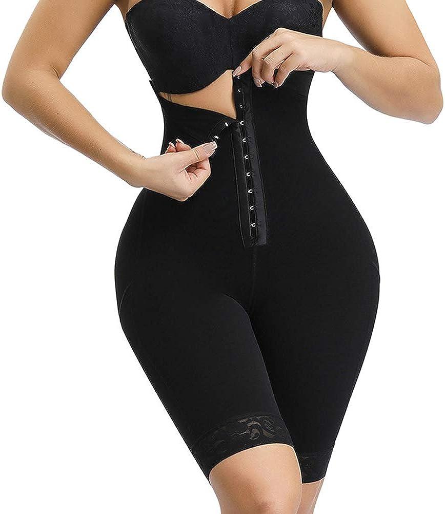 CINDYLOVER Donna Corsetto Vita Dimagrante Body Modellante Cintura Intimo Shaper Training Vestiti Shapewear Contenitivo Snellente S-6XL