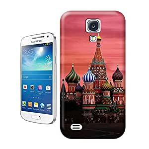Unique Phone Case Famous buildings Russia Kremlin Hard Cover for samsung galaxy s4 cases-buythecase
