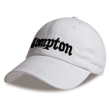 JKYJYJ Gorra De Béisbol Compton Skateboard Marca Snapback Golf ...