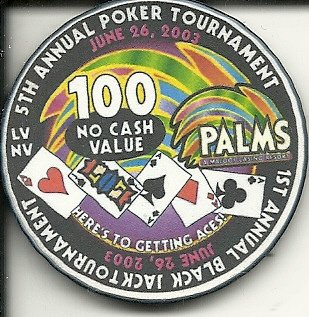 $ 100 palms 5th annual poker room rare las vegas casino (Annual Poker)