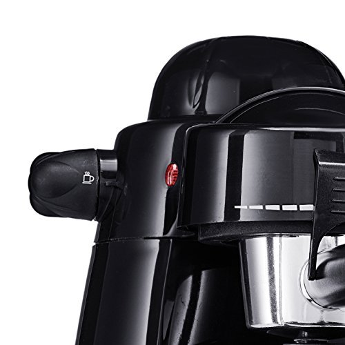 BELLA 13683 Espresso Maker BlackGY#583-4 6-DFG273892