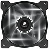 corsair case fan - Corsair Air Series AF120 LED Quiet Edition High Airflow Fan Single Pack - White