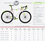 State Bicycle Offroad Division Single Speed Cyclocross Bike Frame and Fork Set