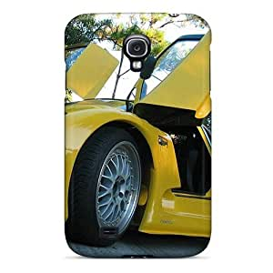 Durable Car Back Case/cover For Galaxy S4