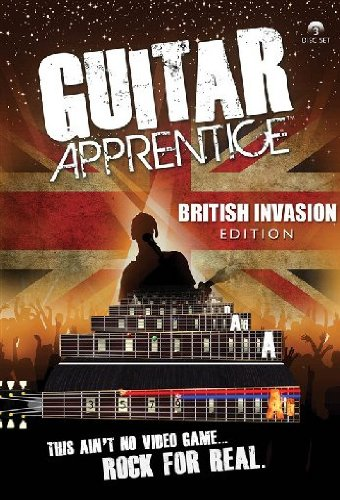 British Guitar (Guitar Apprentice: British Invasion)