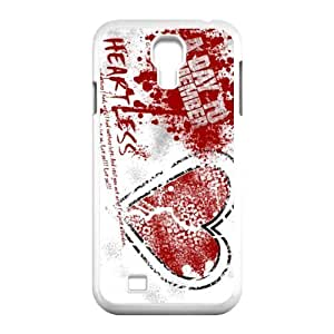 Customize Your Popular Rock Band A Day To Remember Back Case for Samsung Galaxy S4 I9500 hjbrhga1544
