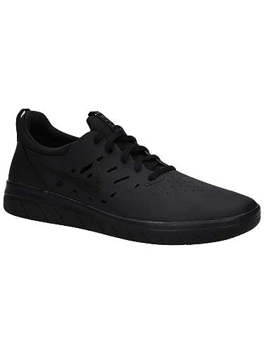 b243103ac5a42 Nike Sb Nyjah Free Mens Aa4272-003 Size 6 Black Black-Black