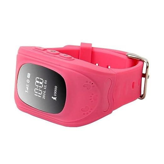 5 opinioni per Q50 Bambini GPS Orologi Smartwatch