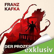 Der Prozess Hörbuch von Franz Kafka Gesprochen von: Erich Räuker