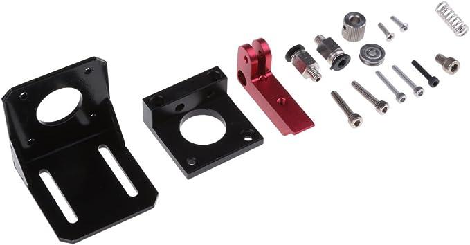 Kit De Extrusora Remota MK8 Izquierda Derecha Para Impresora 3D ...
