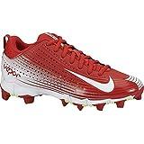 Men's Nike Vapor Keystone 2 Baseball Cleat University Red/White