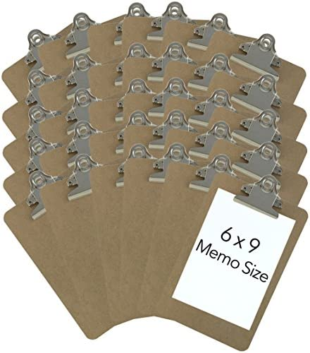 Trade Quest Clipboards Standard Hardboard product image
