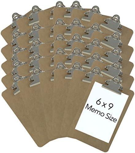 Trade Quest Clipboards Standard Hardboard