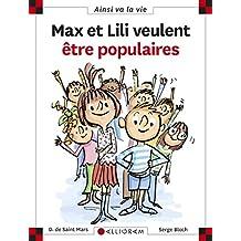 Max et Lili veulent être populaires - Nº 106