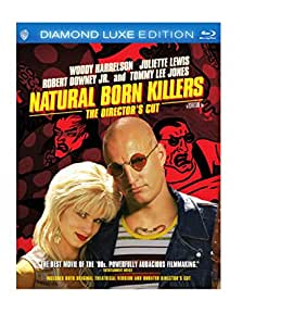 Natural Born Killers: 20th Anniversary [Blu-ray]