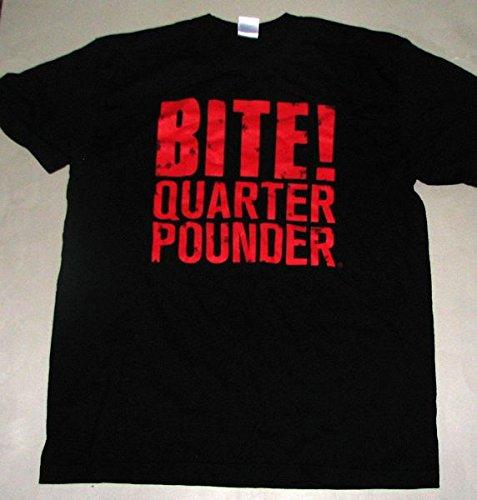 14 限定Tシャツ [マクドナルド クォーターパウンダーハバネロトマト] Lサイズの商品画像