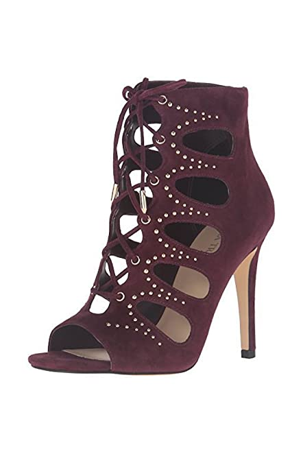 IVANKA TRUMP Dazy Lace Up High Heel Sandals Women