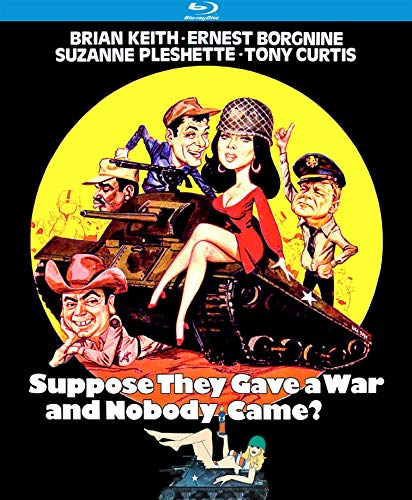 Suppose They Gave a War and Nobody Came? (1970) [Blu-ray]