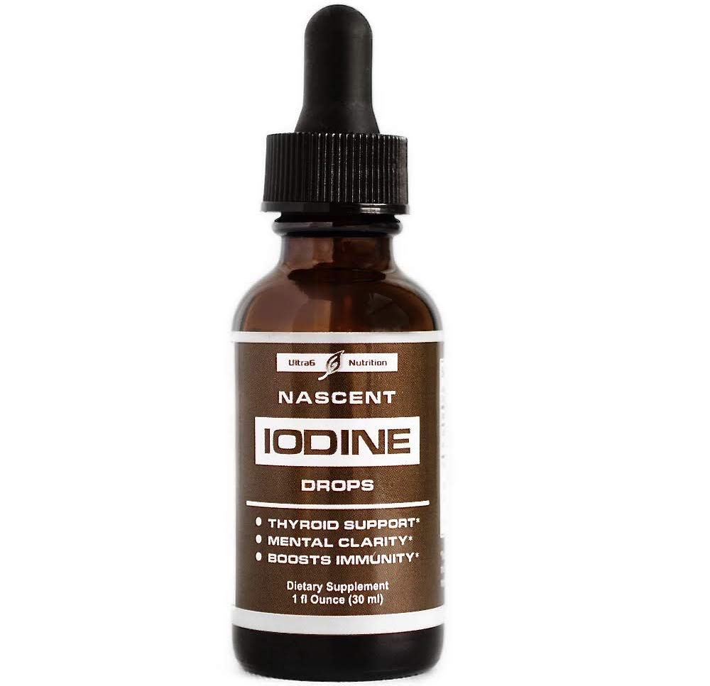 Nascent Iodine Supplement - an Iodine Solution for Increased Energy. Nascent Iodine Drops — an Immunity Booster. A Liquid Iodine Supplement with Great Absorption.