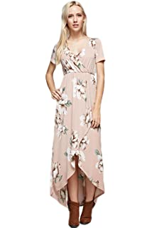 6ebac451877c Vanilla Bay Oversized Maxi Dress at Amazon Women's Clothing store: