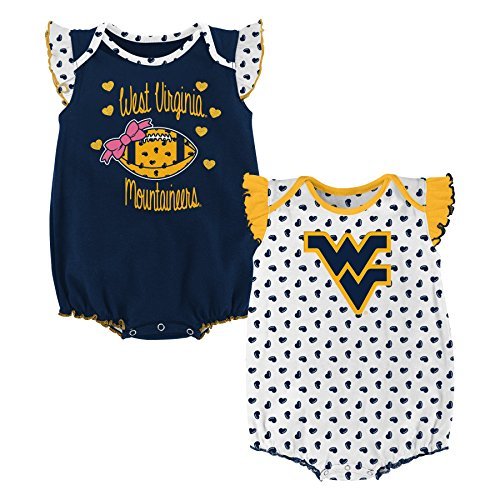 - NCAA by Outerstuff NCAA West Virginia Mountaineers Newborn & Infant