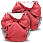 Lil Joey 2 Pack All In One Cloth Diaper, Spice