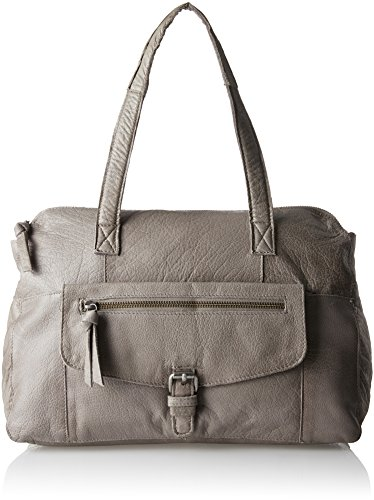 Grigio Borsette Leather Bag polso Noos Skin Pcabby Elephant PIECES da Donna IP8ABw