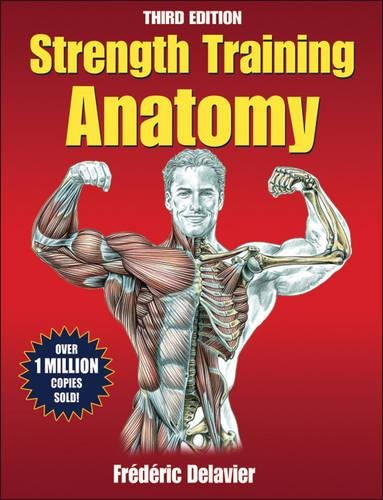 Strength Training Anatomy Frederic Delavier product image