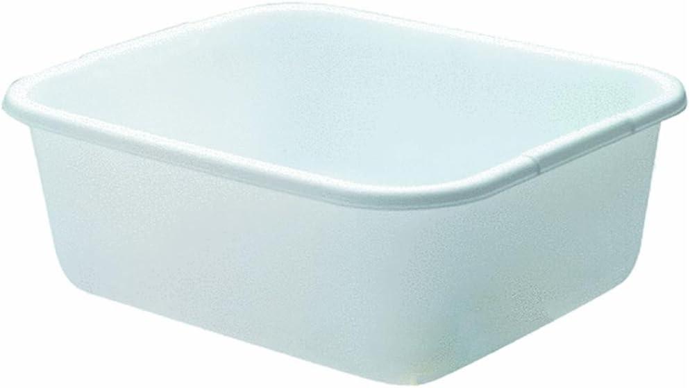 RHP2951ARWHT - Rubbermaid Dishpan, 4.5gal, White
