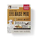 Honest Kitchen The Grain Free Veggie, Nut & Seed Base Mix Recipe for Dogs, 7 lb box - Kindly