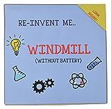 ProjectsforSchool Wind Mill Electricity Generator School Project Working Model, Diy Kit, Science Game