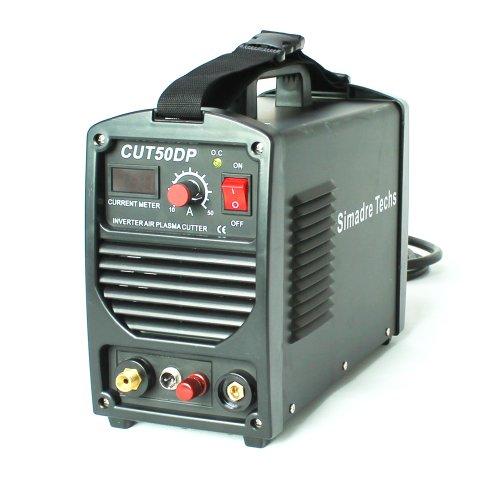 SIMADRE 50DP Pilot Arc 50 Amps Dual Voltage 110V/220V Pla...