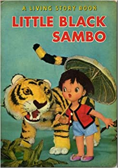 Little Black Sambo (Living Story Book): Shiba Productions