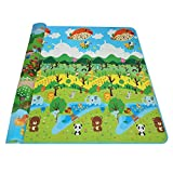 Arshiner Baby Kid Toddler Play Crawl Mat Carpet Playmat Foam Blanket Rug for In/Out Doors(US STOCK)
