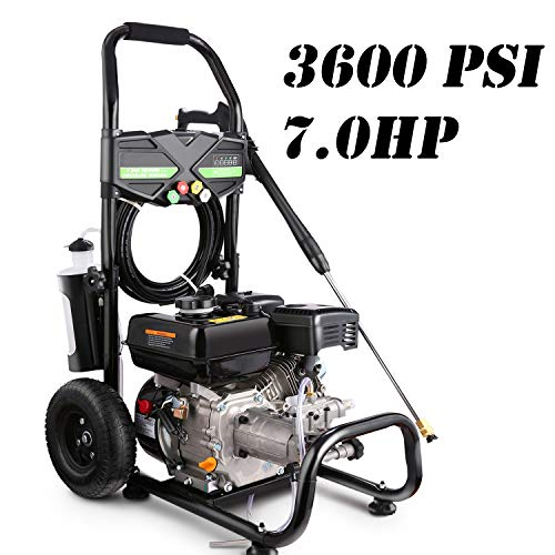 Best Gas Pressure Washers For 2019 - Topreviews ai
