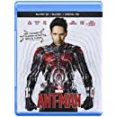Ant-Man [Blu-ray+ Digital Copy + 3D + Blu-ray + Digital HD]