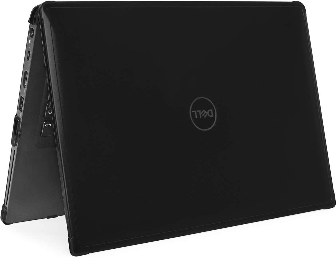mCover Hard Shell Case for 2018 13.3 Dell Latitude 7390 Series Laptop Computers (Black)