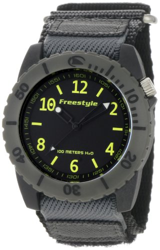 "Freestyle Kids' FS84962 ""The Rage"" Watch with Black Nylon Band"