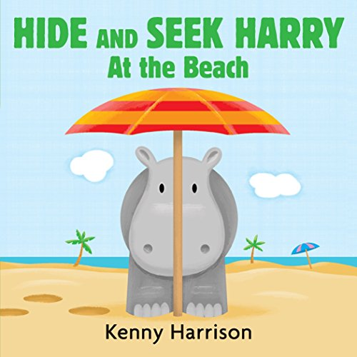 Hide and Seek Harry at the Beach (Hide and Seek Harry Boardbooks)