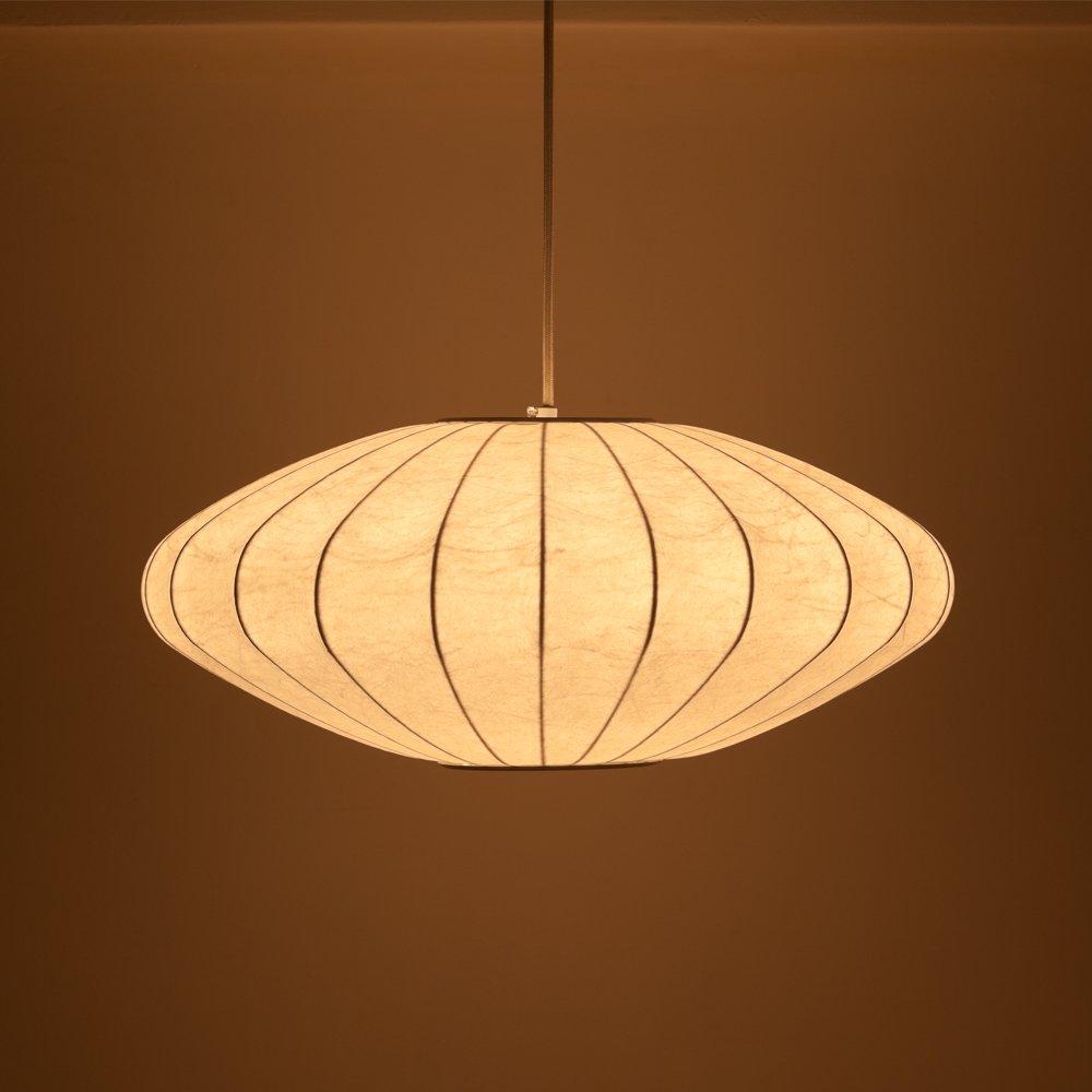 DAIVA ジョージネルソン バブルランプ SaucerLamp 天井照明 ライト ネルソンランプ ネルソンベンチ B00BTYR6NK