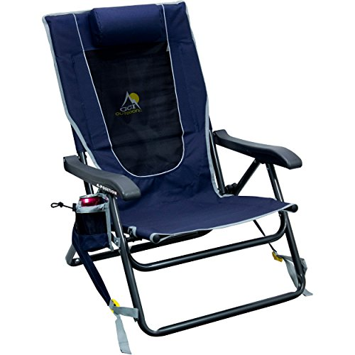 (GCI Outdoor Reclining Portable Backpack Camp Chair)