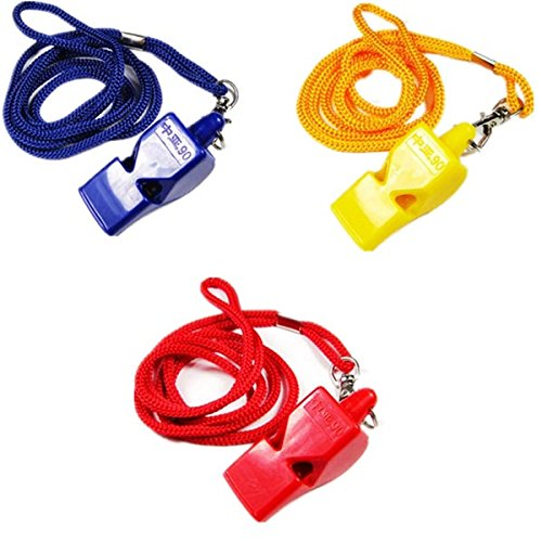 Sports & Outdoor - Referee Whistle Rescue Whistle Football Referee Whistle - Ref Tin Umpire Pennywhistle Reviewer Sing - (Umpire Foots)