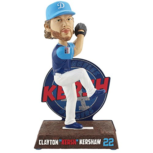 Clayton Kershaw Los Angeles Dodgers Players Weekend - Kersh Bobblehead MLB ()