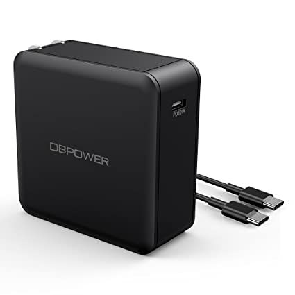 Amazon.com: DBPOWER USB Type-C con entrega de potencia 60 W ...