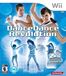 DanceDanceRevolution Bundle - Nintendo Wii
