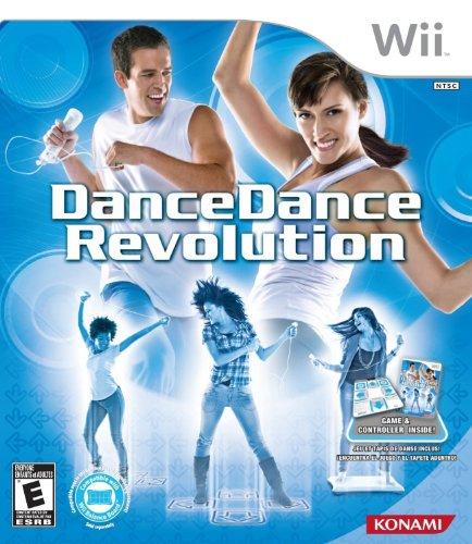 DanceDanceRevolution Bundle - Nintendo Wii (Wii Pad Dance)