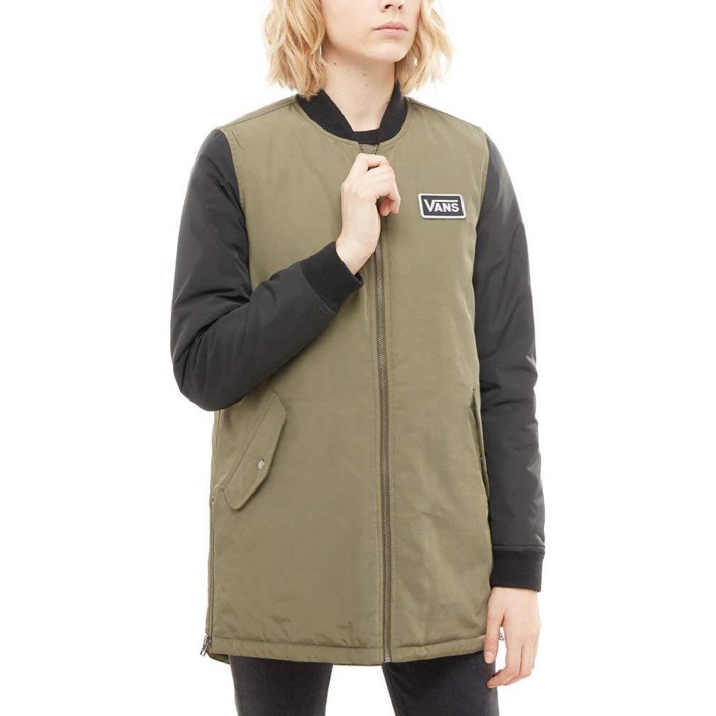 Vans Boom Boom Long Womens Jacket  Amazon.fr  Vêtements et accessoires fc043b611a