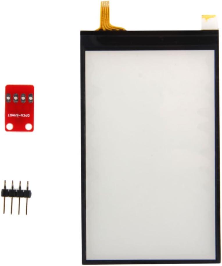 "3.2/"" 80 Kit de pantalla táctil resistiva de 47mm con lápiz táctil para Arduino WT"