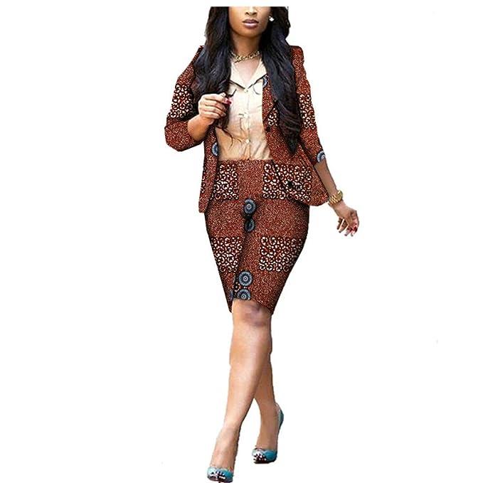 Amazon.com: Ankara - Vestido africano para mujer y niña, 2 ...