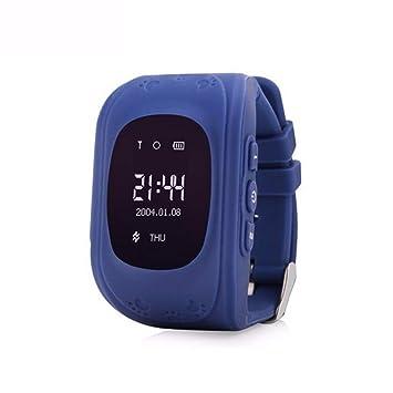 Reloj para Niños,UWOOD Kids Smartwatch GPS Tracker Localizador(SIM ...